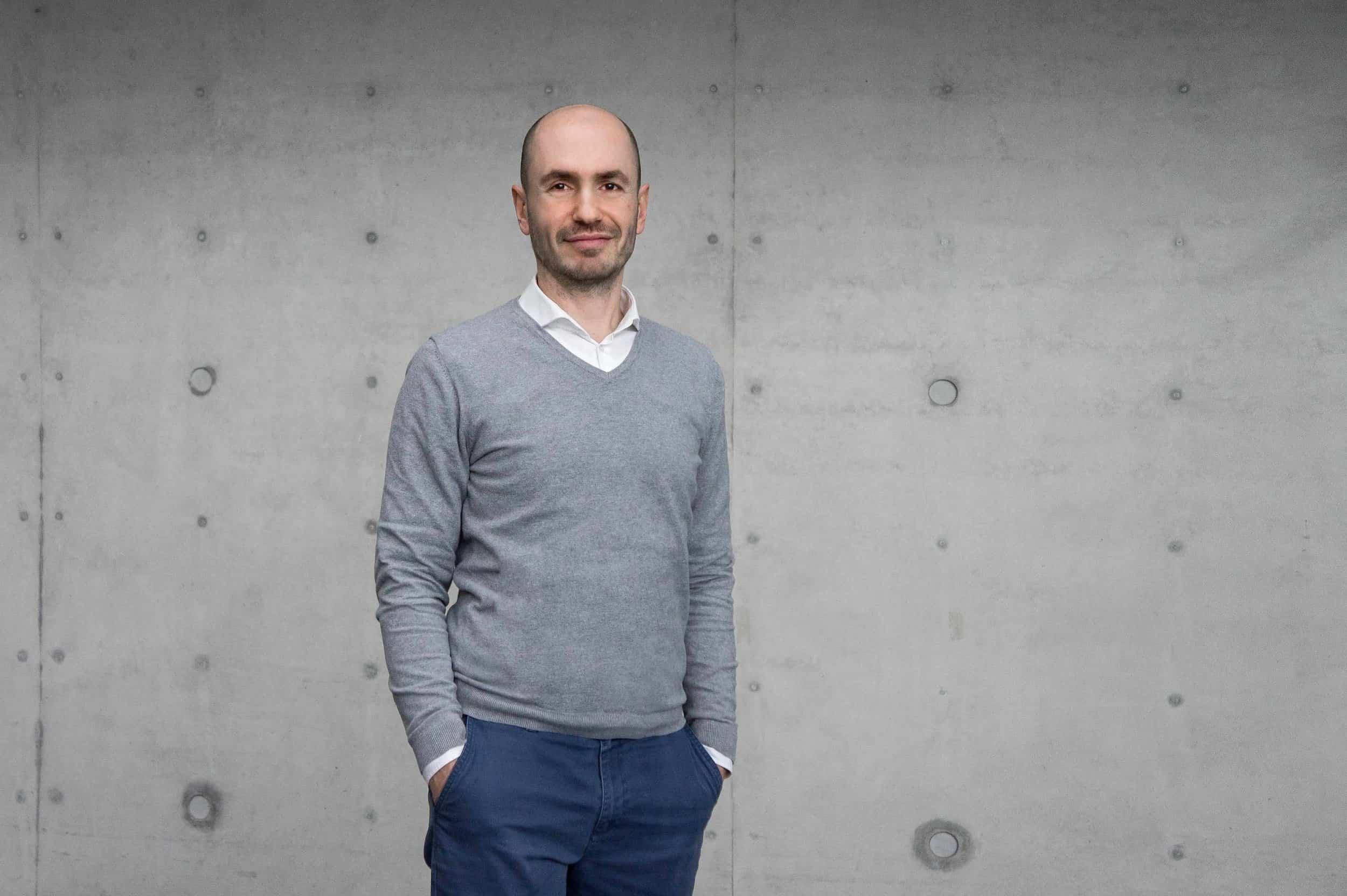 Rangel Vasev ist der Gründer von ramar