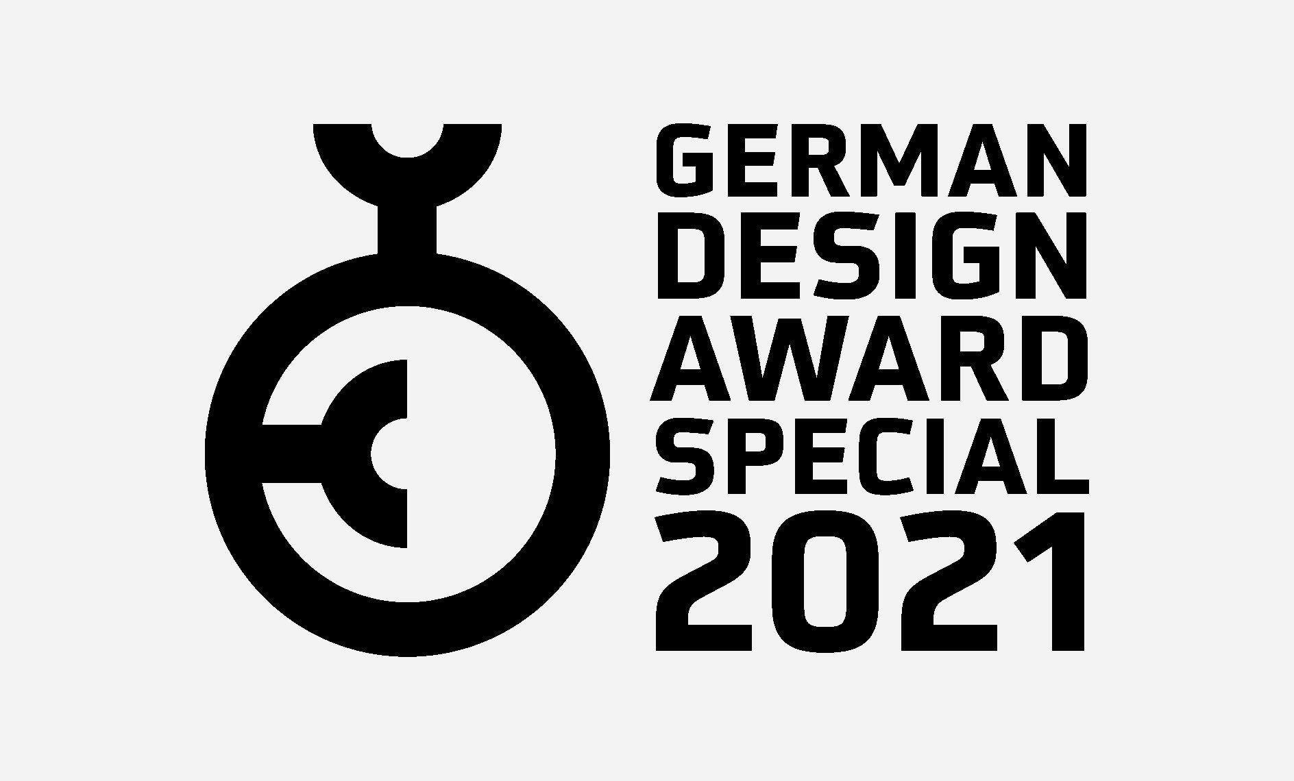 ramar german design award special 2021